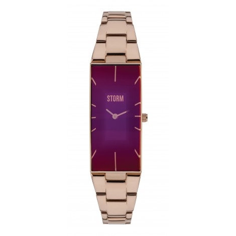 Ixia Rose Gold Purple