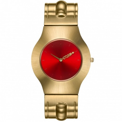 New Ion Gold Red