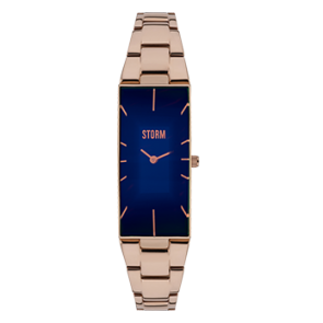 Ixia Rose Gold Blue