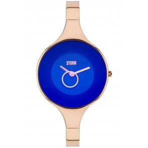 Ola Rose Gold Blue