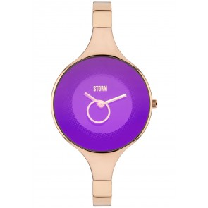 Ola Rose Gold Purple